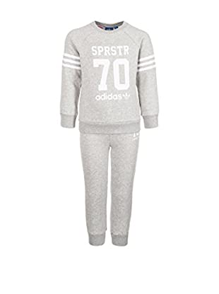 adidas Chándal Logo Essentials Crewpants Set
