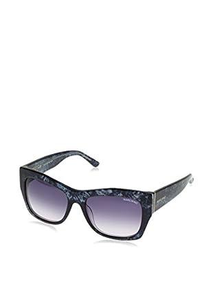 Guess Occhiali da sole GM715 O (55 mm) Blu Scuro