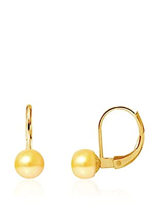 So Fine Pearls Pendientes oro 18 ct
