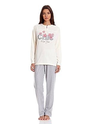 Tress Pijama Señora (Crudo)