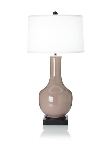 Marcus Table Lamp (Warm Grey)