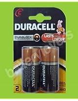 Duracell C, LR14 Alkaline Battery