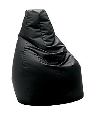 Zanotta  Sillón Sacco Negro