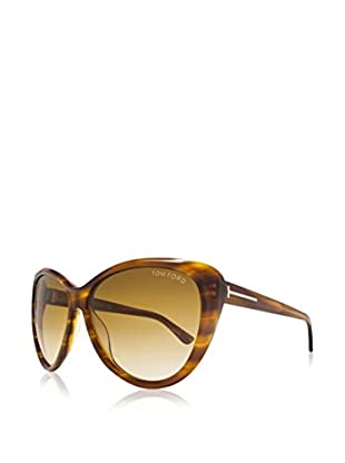 Tom Ford Sonnenbrille Ft230 65F (61 mm) havanna/braun