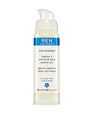 REN Skincare Serum facial Vita Mineral™ Omega 3 Optimum Skin 30 ml