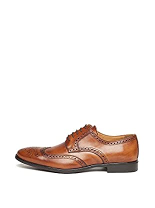 Massimo G Zapatos Brogue Gallipolio (Nuez)