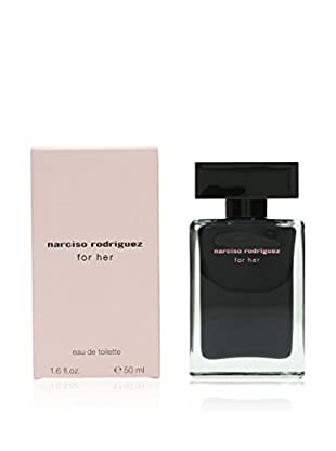 Narciso Rodriguez Eau de Toilette Mujer For Her 50 ml