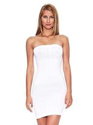 Controlbody Vestido (Blanco)