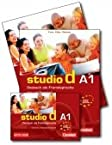 Studio d A1 Set of 3 Books CD