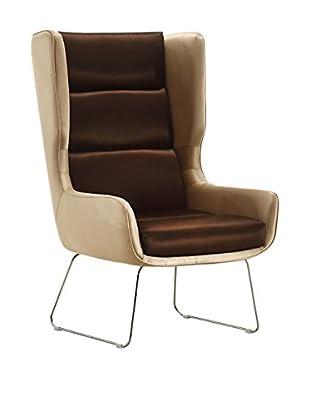 Ceets Arsenal Leisure Chair, Sand Brown