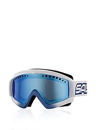 Salice Skibrille 969Darwfv weiß/blau
