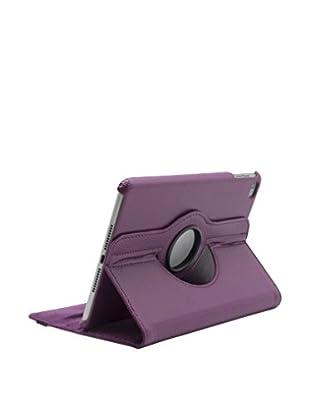 UNOTEC Funda iPad Mini4 360 Morado