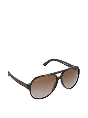Gucci Sonnenbrille GG 1065/S LA4UR havanna