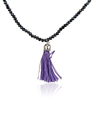 Cordoba Jewels Halskette Sterling-Silber 925