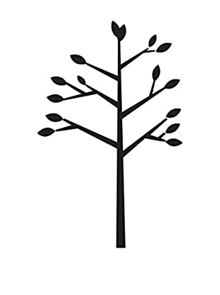 LO+DEMODA Wandtattoo Black Tree