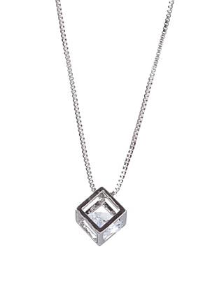 MUSAVENTURA Collar  Cube Transparente