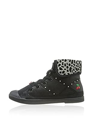 Le Temps des Cerises Hightop Sneaker Basic 03