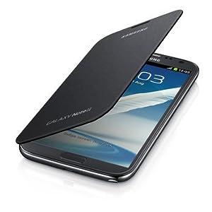 Samsung EFC-1J9FSEG Flip cover for Samsung Galaxy Note 2 N7100 (Grey)