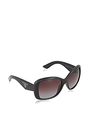 PRADA Gafas de Sol Polarized 32PS 1AB2A0 (57 mm) Negro