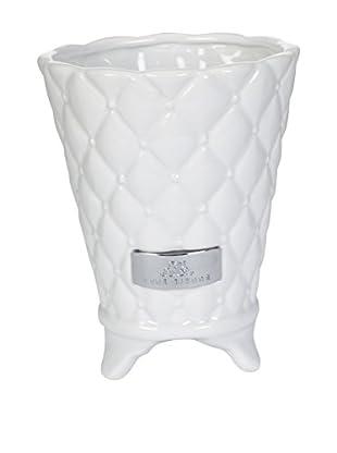 Lene Bjerre Precious Medium Flower Pot, White