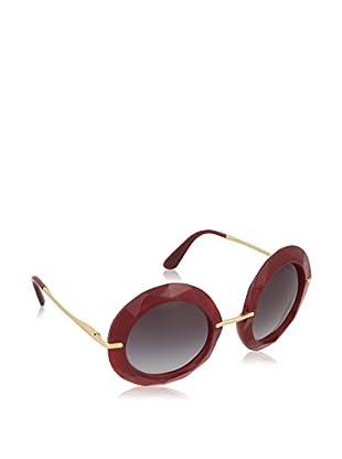 Dolce & Gabbana Sonnenbrille 6105_155111 (52.3 mm) rot