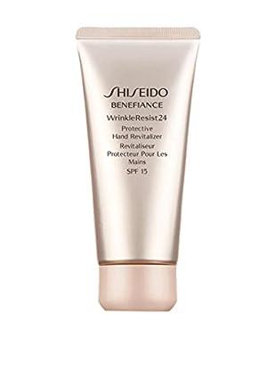 Shiseido Handcreme Benefiance Wrinkle Resist 24 15 SPF 75.0 ml, Preis/100 ml: 53.32 EUR