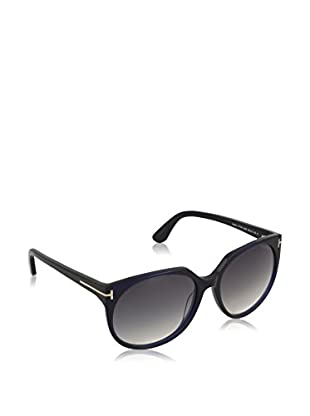 TOM FORD Sonnenbrille Mod.FT0370 PAN_89W (56 mm) dunkelblau