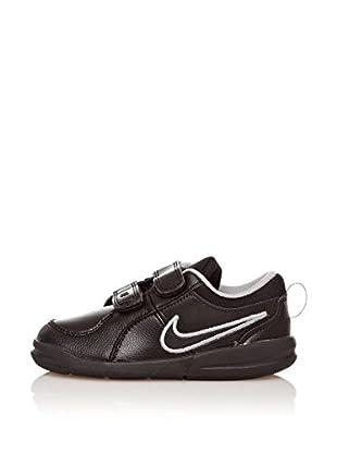 Nike Zapatillas Pico 4 (Tdv) (Negro)