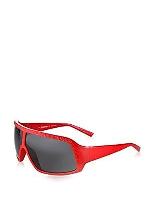 BIKKEMBERGS Sonnenbrille 53405 (73 mm) rot