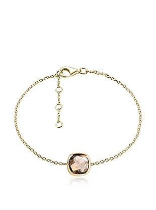 DI GIORGIO PARIS Armband Dgm51Qf vergoldetes Silber 18 Karat