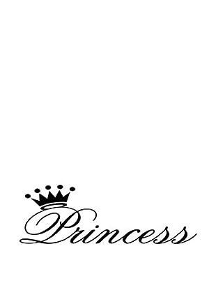 LO+DEMODA Wandtattoo Princess