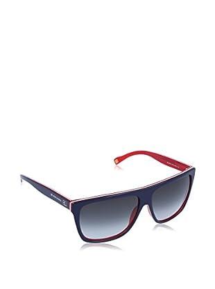 BOSS Orange Sonnenbrille 0082/SJJYW058 (58 mm) blau
