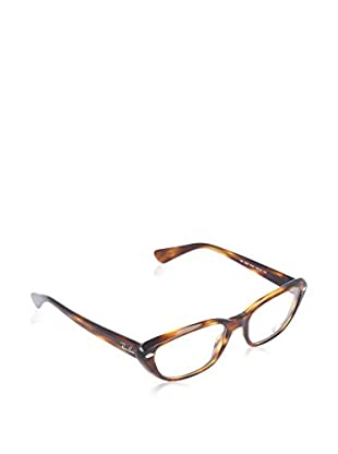 Ray-Ban Gestell 5242 214451 (53 mm) havanna