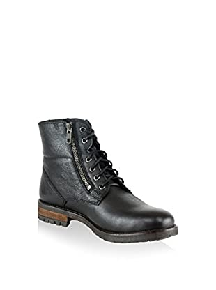TRUE MEN ONLY Schnürstiefelette 51564