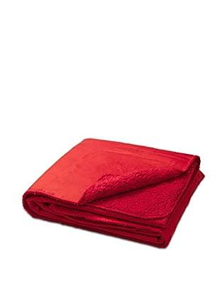 Pikolin Home Plaid Ante Y Coral (Rojo)