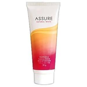 Assure Natural White(Fairness Cream) (50g)