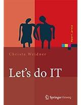 Let's do IT: Business-IT-Alignment im Dialog erreichen (Xpert.press)