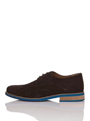 Zerimar Zapatos Derby Troquelados