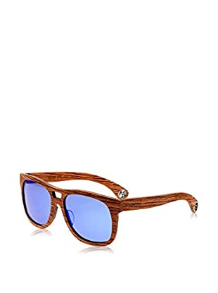 Earth Wood Sunglasses Sonnenbrille Las Islas (53 mm) rot