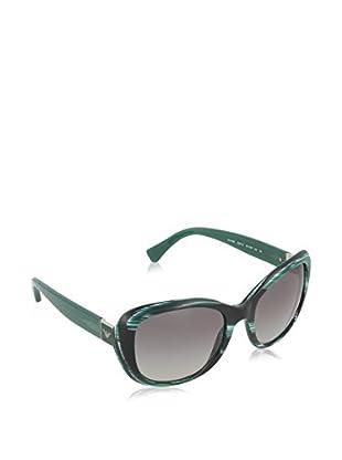 Emporio Armani Sonnenbrille 4052 539711 (54 mm) grün