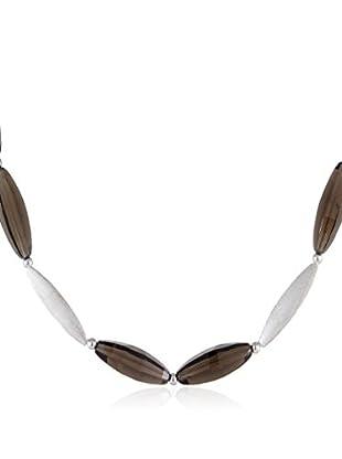 Momenti d'argento Collar  plata de ley 925 milésimas