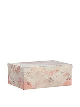 Chateau chic Aufbewahrungsbox 10er Set rosa