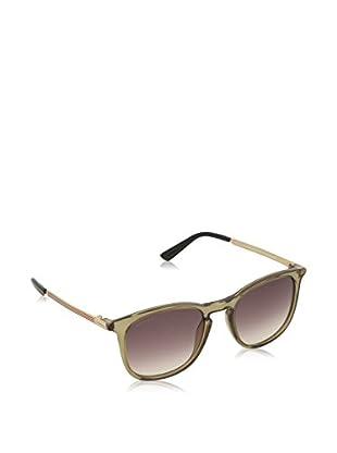 Gucci Gafas de Sol 1130/S J8_VKN (51 mm) Caqui / Dorado