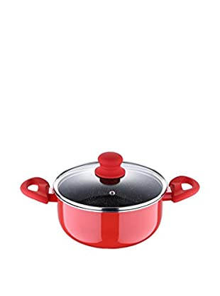 Bergner Cacerola Q1579 24 cm Rojo 24 x 11,5 cm