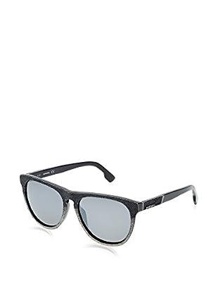 Diesel Gafas de Sol DL0168_05C (56 mm) Negro / Gris