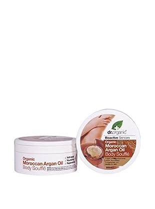 Dr Organic Burro Corpo Moroccan Argan Oil 200 ml