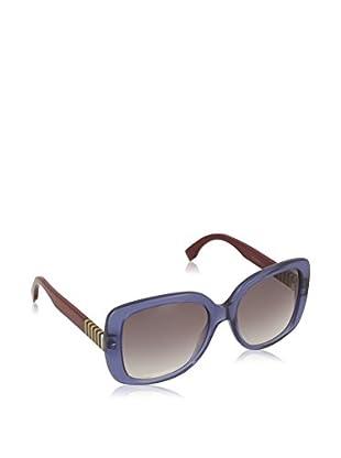 Fendi Gafas de Sol 0014/S LF_7TR (55 mm) Azul