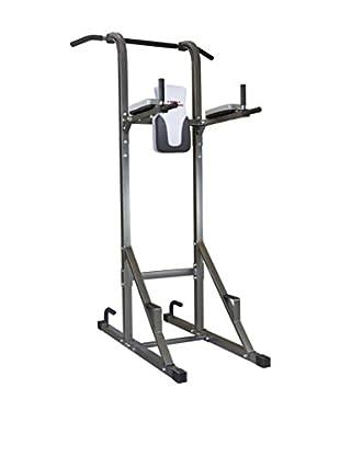 High Power Fitnessgerät HPBOXPOWERTOWE2 stahl