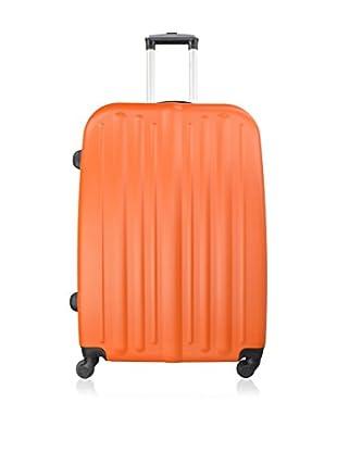 Potiron Hartschalen Trolley Alabama orange  48  cm