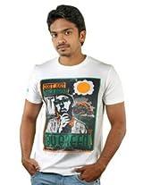Menthol Mens T-Shirt - MES-01 (White)
